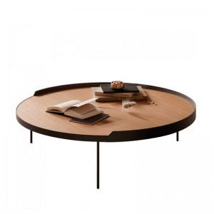 mesa Gau con copete Treku