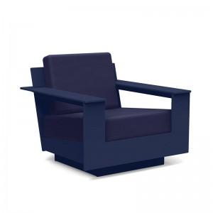 butaca Nisswa Loll designs azul navy tapizada Navy blue