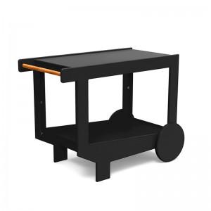 carrito bar Lollygagger Loll designs negro