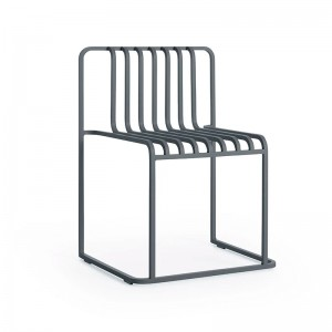 silla Grill Diabla outdoor antracita