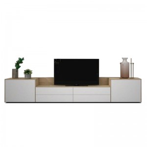 Mueble TV Freestyle de Arlex, composición 70.