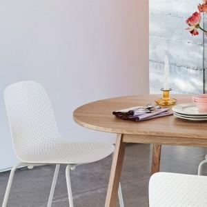 Silla 13Eighty chair HAY en el interior