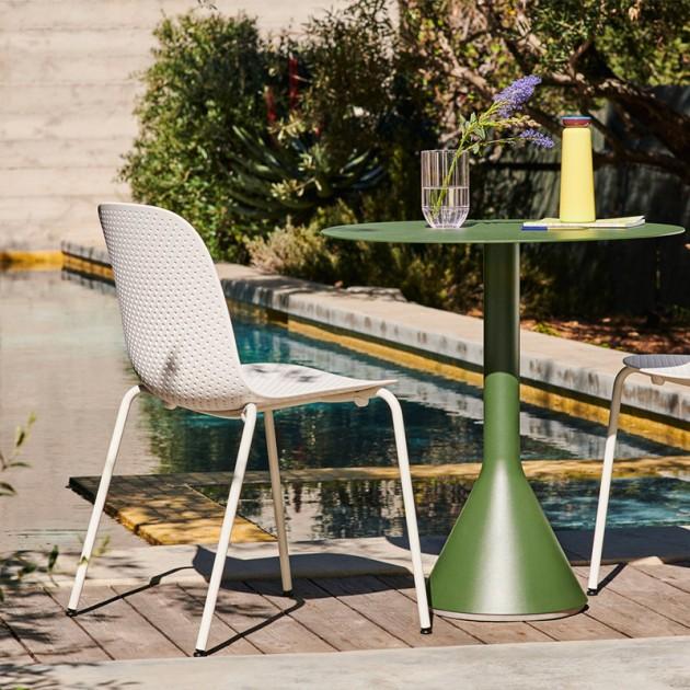 Silla 13Eighty chair HAY al sol