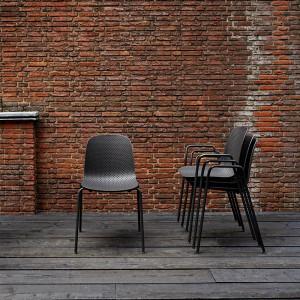 Silla 13Eighty chair HAY de frente