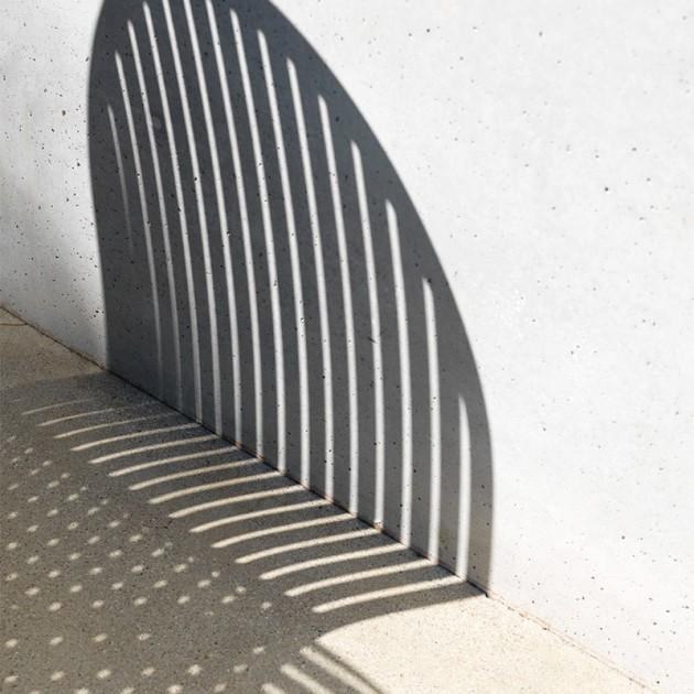 sombra dibujo silla Ninfea Nardi