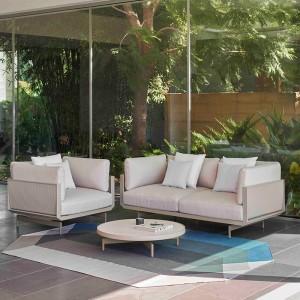 sofá 2 plazas y sillón Onde Gandía Blasco