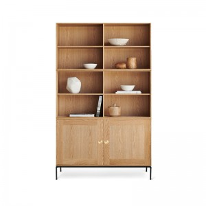 estantería FK63 Bookcase system roble aceite Carl Hansen