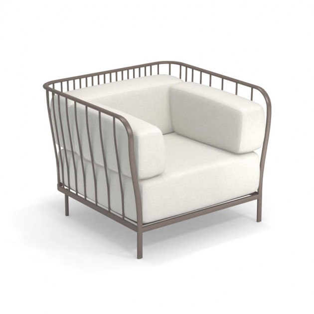 Cannolè armchair Emu