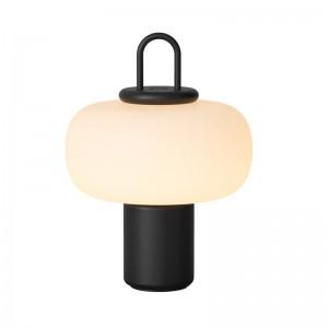 lámpara portátil Nox Astep negra