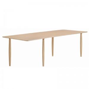 Mesa Oku Dining Table roble natural de Norr11 en Moises Showroom