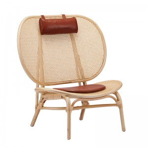 Nomad Chair Black de Norr11 en Moises Showroom
