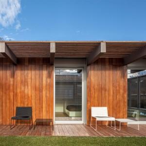 sillas lounge Espiga ambiente exterior