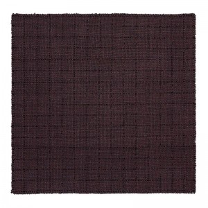Waan Alfombra Dark Red - Gan Rugs