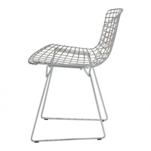 Silla Bertoia Side Chair - Knoll