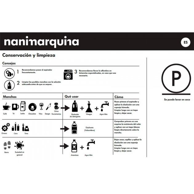 cuidados alfombra Nettle Nanimarquina