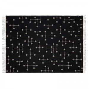 Eames Wool Blanket Dot Pattern - Vitra