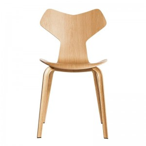 Silla Grand Prix Wood - Fritz Hansen