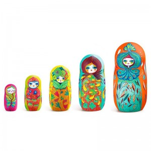 Muñecas Bloomchkas - Djeco