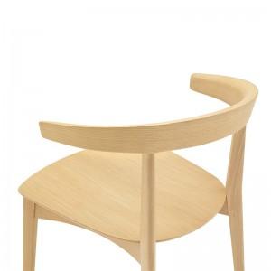 silla Carola Andreu World madera