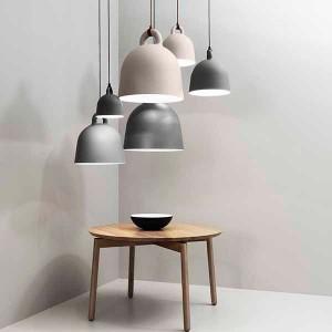 Ambiente Lámparas de suspensión Bell de Normann copenhagen