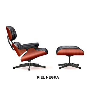 Lounge Chair y Ottoman cerezo - Vitra