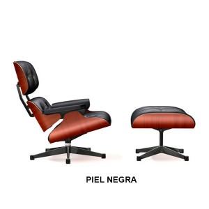 Lounge Chair y Ottoman cerezo - Vitra