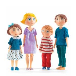 Familia de Gaspard & Romy - Djeco